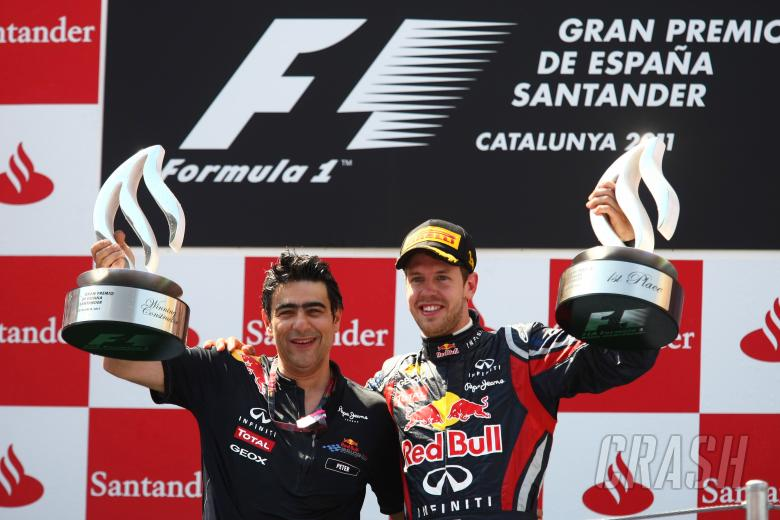 ,  - 22.05.2011- Race, Sebastian Vettel (GER), Red Bull Racing, RB7 race winner