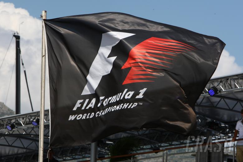 27.05.2011- F1 flag