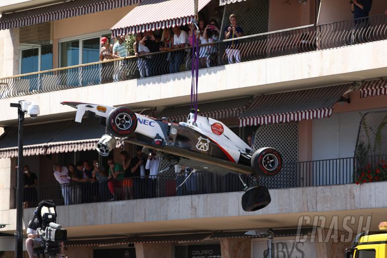 ,  - 28.05.2011- Qualifying, Sergio Perez (MEX), Sauber F1 Team C30