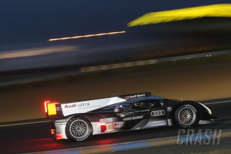 , , Timo Bernhard/Romain Dumas/Mike Rockenfeller - Audi Sport Team Joest Audi R18 TDI