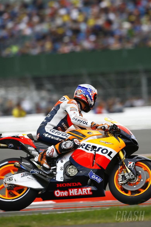 ,  - Stoner, British MotoGP 2011