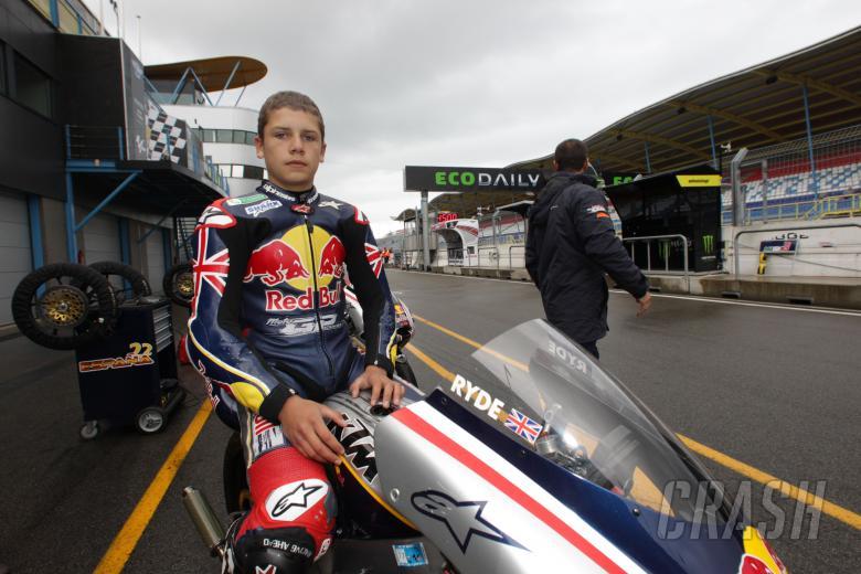 Kyle Ryde, Red Bull Rookies Cup, Dutch MotoGP 2011