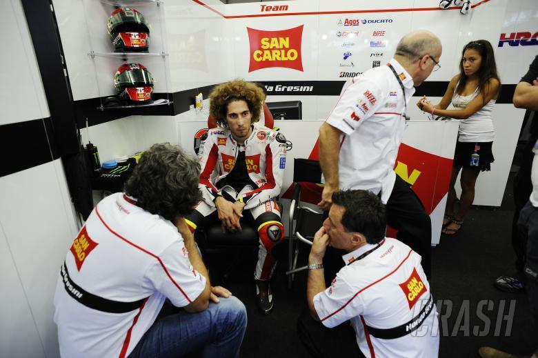 Simoncelli, Italian MotoGP 2011