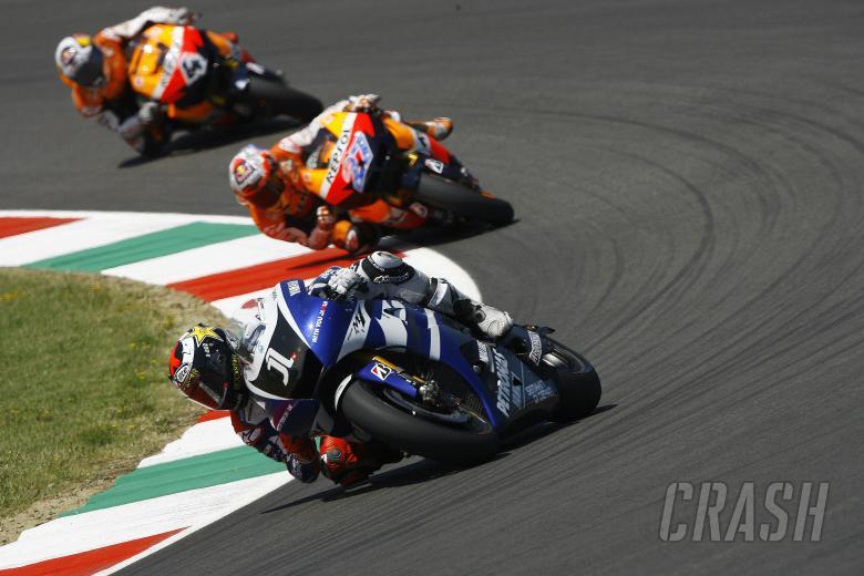Lorenzo, Italian MotoGP 2011