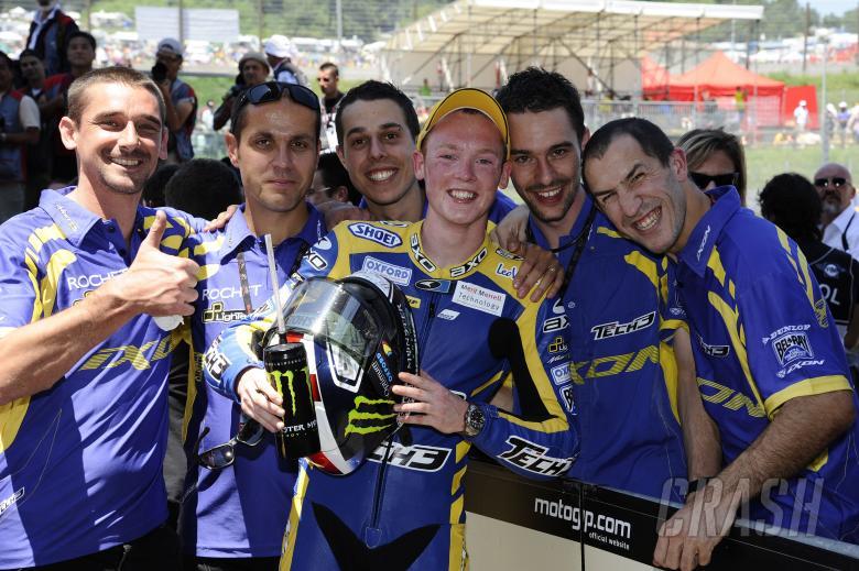 Smith, Italian Moto2 Race 2011