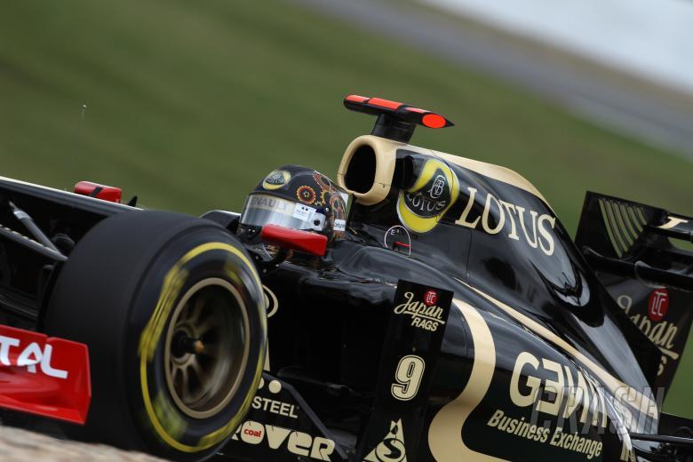 22.07.2011- Friday Practice 2, Nick Heidfeld (GER) Lotus Renault GP R31