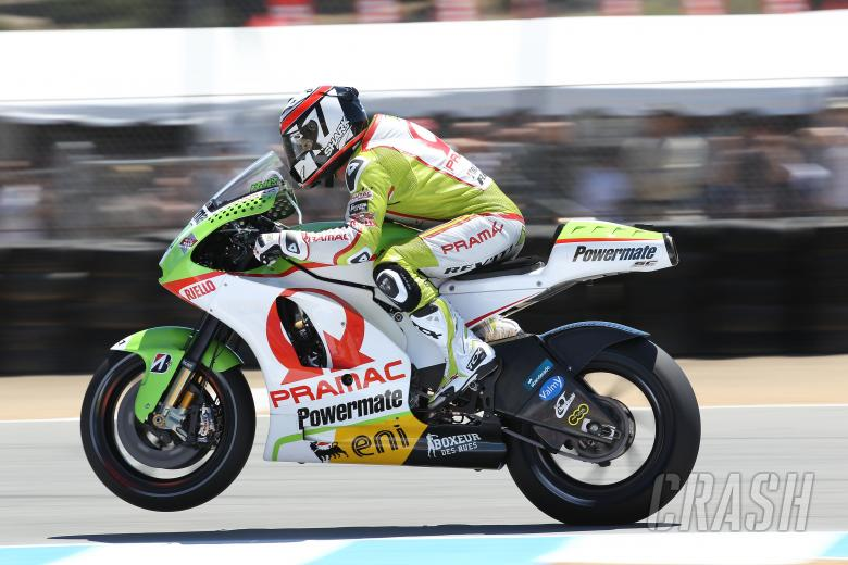 De Puniet, USA MotoGP 2011