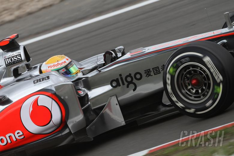 23.07.2011- Saturday Practice, Lewis Hamilton (GBR), McLaren  Mercedes, MP4-26