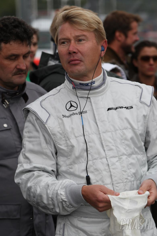 24.07.2011- Mika Hakkinen (FIN), ex F1 driver