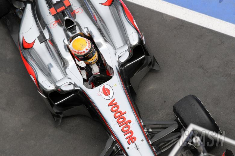 24.07.2011- Race, Lewis Hamilton (GBR), McLaren  Mercedes, MP4-26 race winner