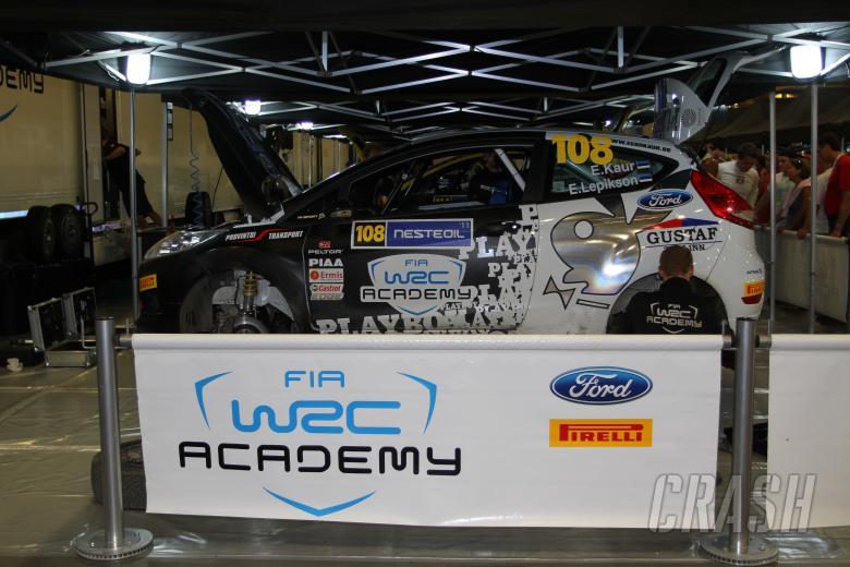 Egon Kaur (EST) Erik Lepikson (EST), Ford Fiesta R2