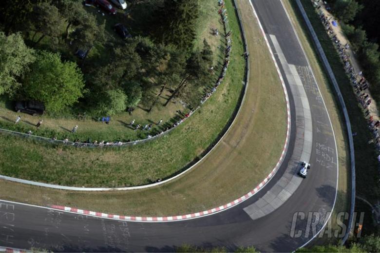 Nurburgring Nordschleife on WTCC 2015 calendar