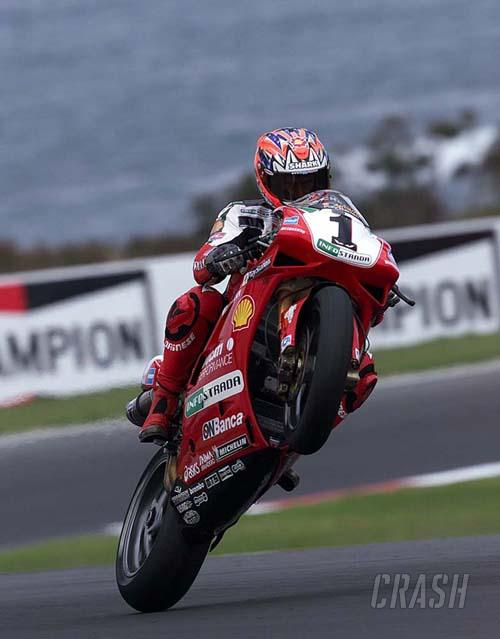 Carl Fogarty impressed by new crop of TT stars