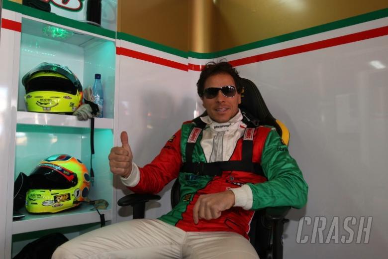 D'Aste returns with Munnich Motorsport
