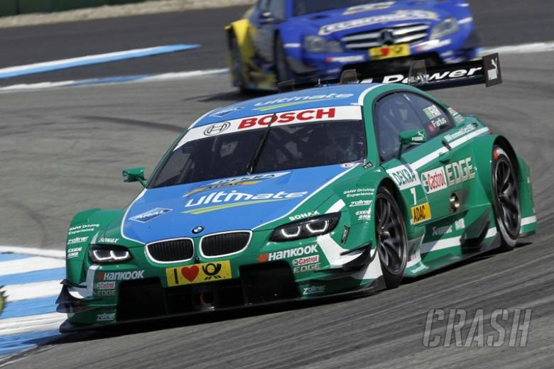 DTM Hockenheim 2013: Perfect strategy made the difference, says Farfus