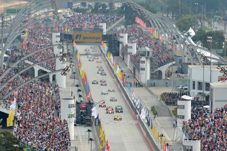 Series confirms return to Brazil in 2015