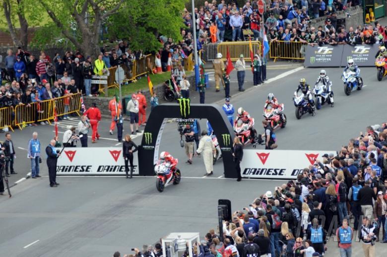 TT organisers dismiss suggestion of Honda influence