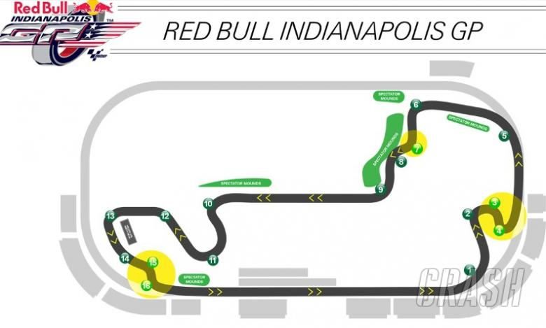 Indianapolis confirms 'new-look' MotoGP layout