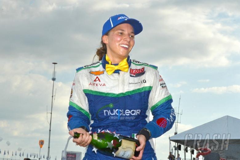 De Silvestro gets Andretti seat for St Pete