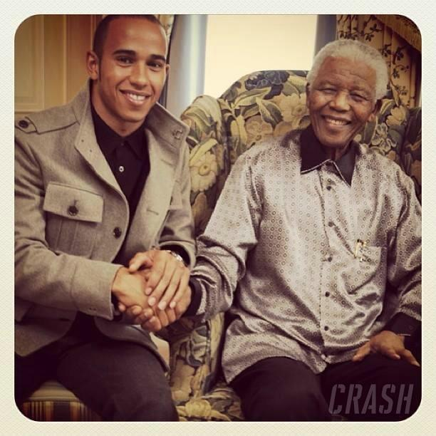 F1 and MotoGP world pays tribute to Nelson Mandela