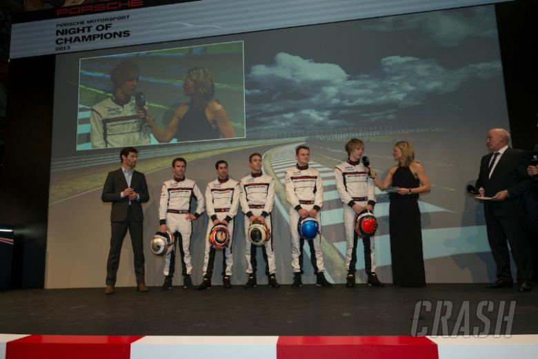 Porsche completes LMP1 line-up