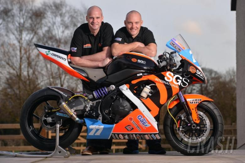 Farquhar and Amor to race at TT 2014