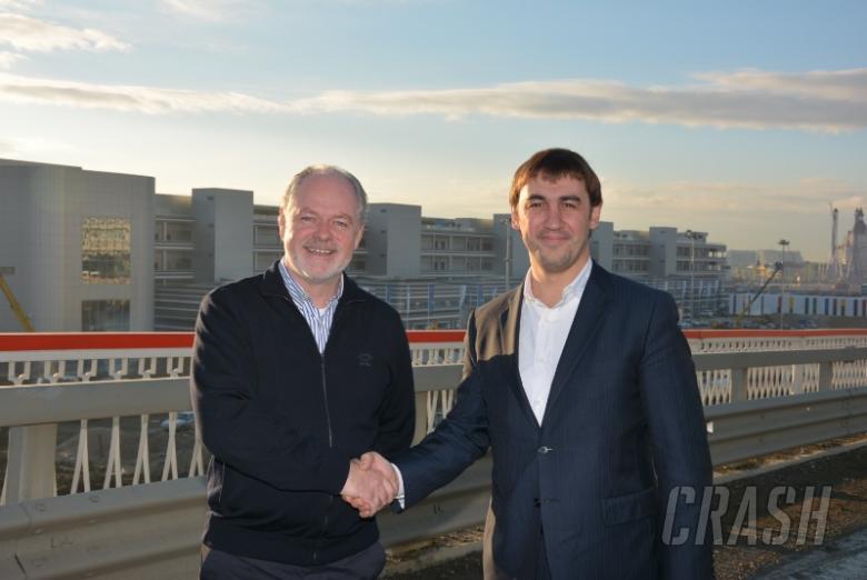 Abu Dhabi boss brings experience to Russian GP