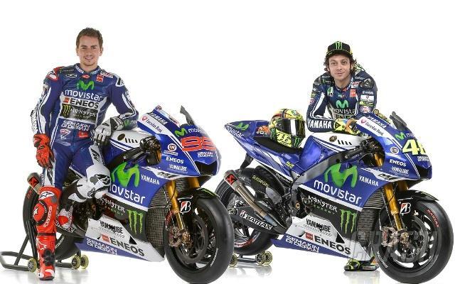 FIRST LOOK: Movistar Yamaha MotoGP livery