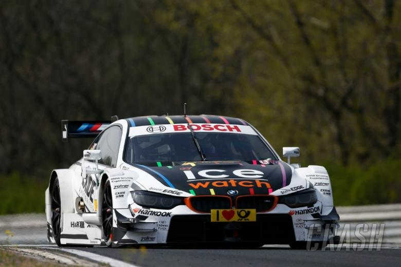 Wittmann overjoyed with first DTM win