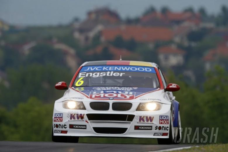 Engstler leaves WTCC for new TC3 series