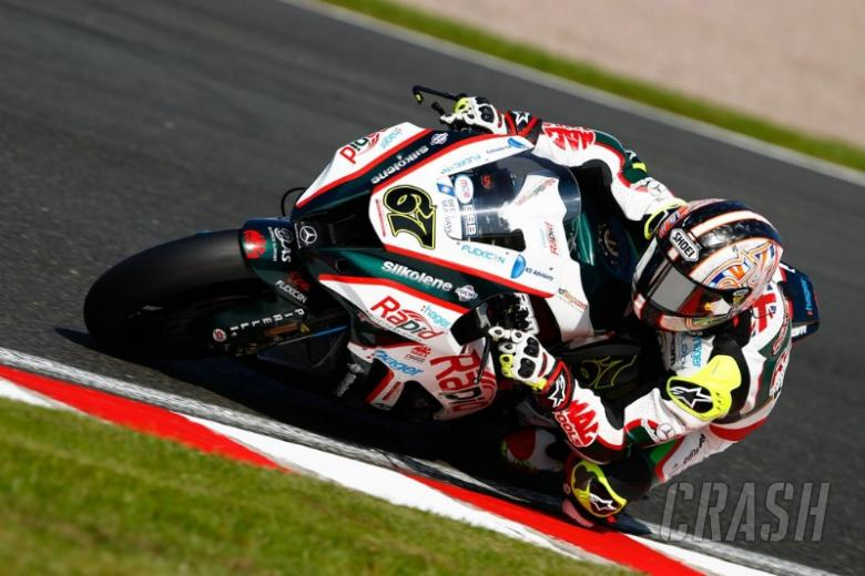 Byrne opens up top at Snetterton