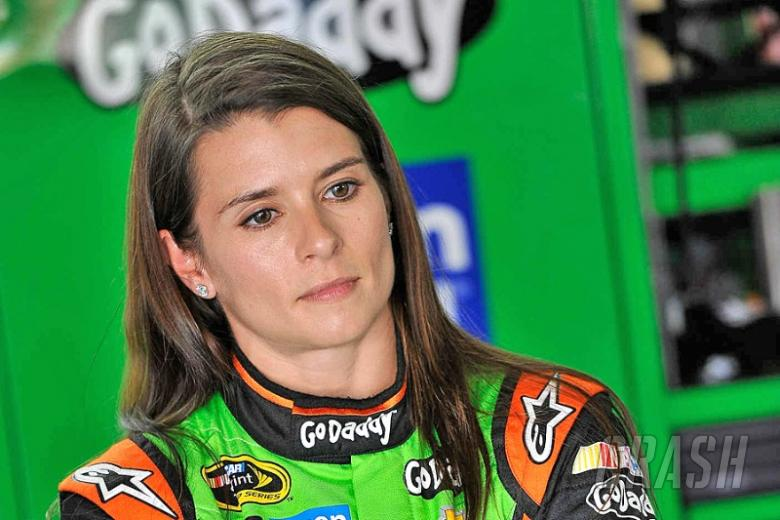 Danica hoping for superspeedway race boost at 'Dega
