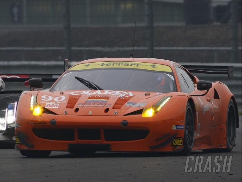 Potolicchio disappointed to miss Le Mans