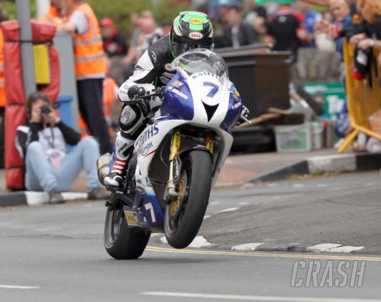 Ulster GP: Johnson and Cummins ruled out of Dundrod