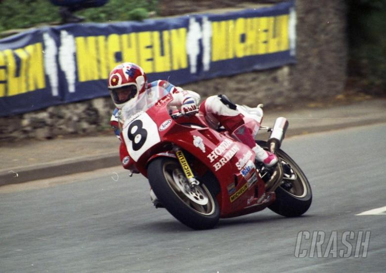 Classic TT: Fogarty to honour 'special' rider Dunlop