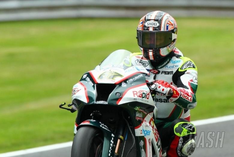 Byrne: First BSB test 'not about lap times'