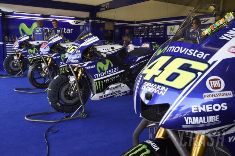 Rossi, Lorenzo debut 2015 Yamaha