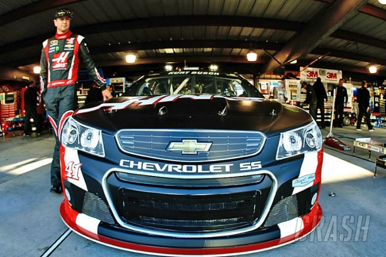 Kurt Busch reinstated by NASCAR