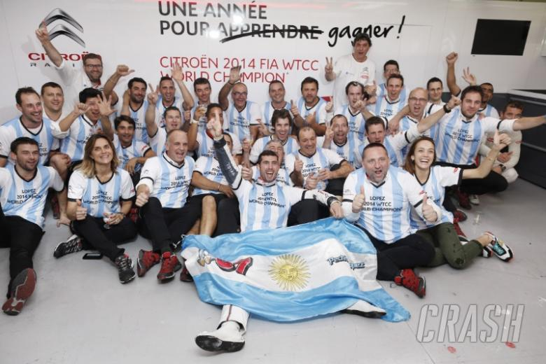 Lopez 'honoured' to emulate countryman Fangio