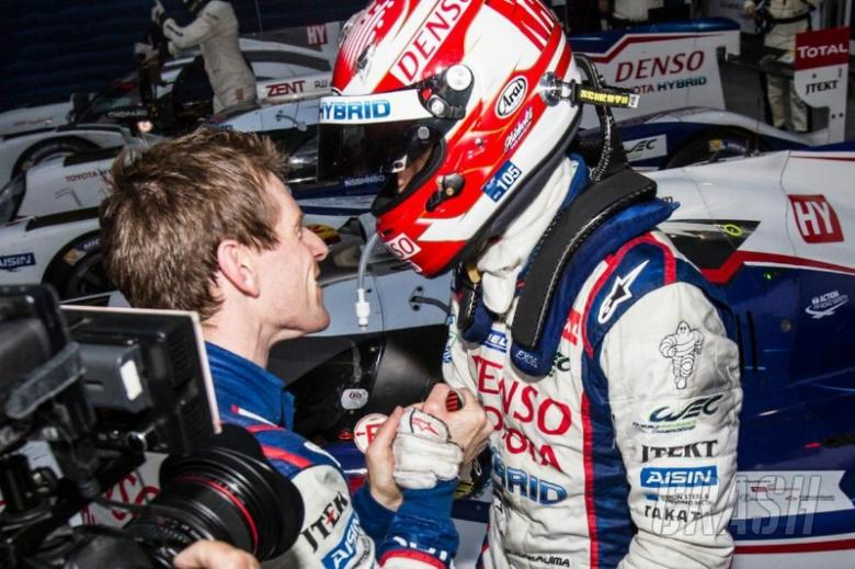 WEC: Davidson, Buemi and Toyota on cusp of 2014 WEC title