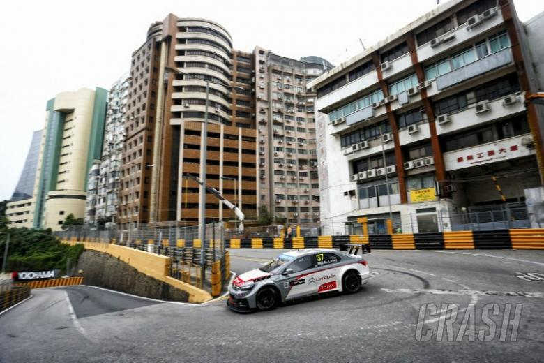Lopez fastest as Citroens find pace