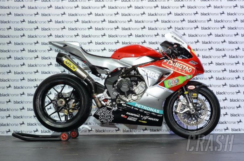 Ex-WSBK rider Iannuzzo joins Tsingtao MV Agusta