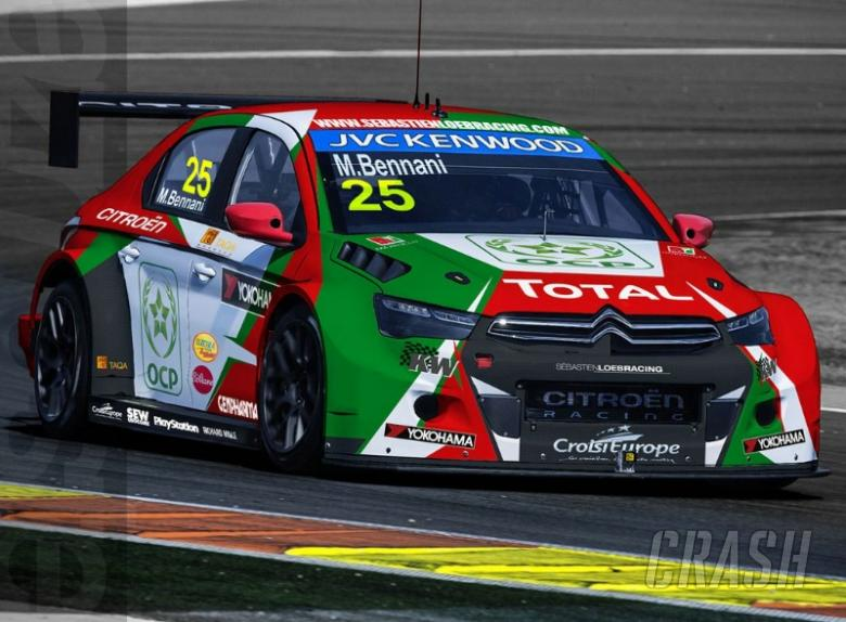 Bennani switches to Loeb Citroen team for 2015