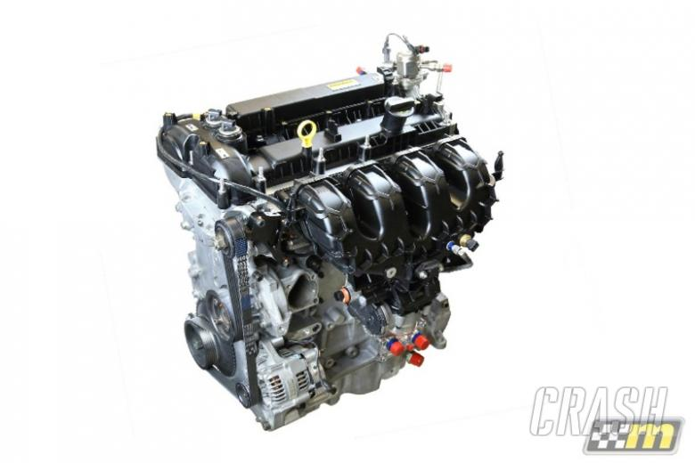Motorbase powered by new Ford engine in 2015