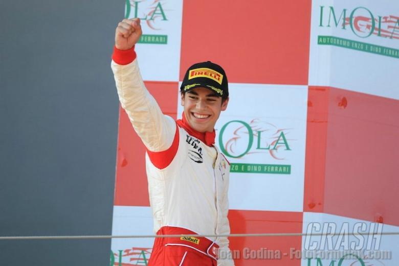 Ferrari Academy driver Stroll to race for Prema in Euro F3