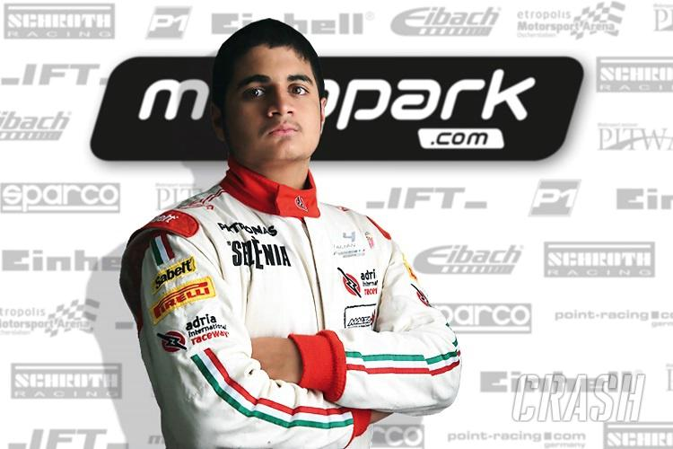 Motopark reveal third driver Raghunathan for EURO F3