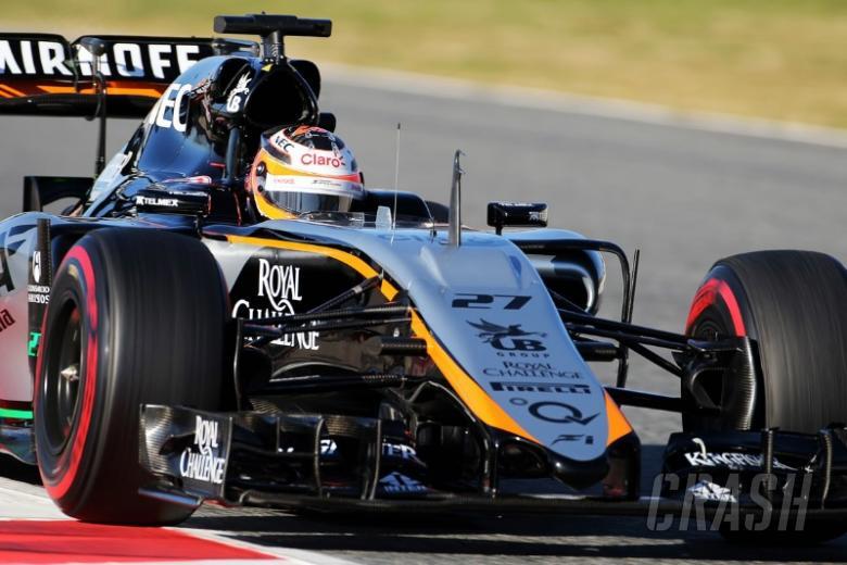 Hulkenberg: Pirelli tyre degradation key in Australia