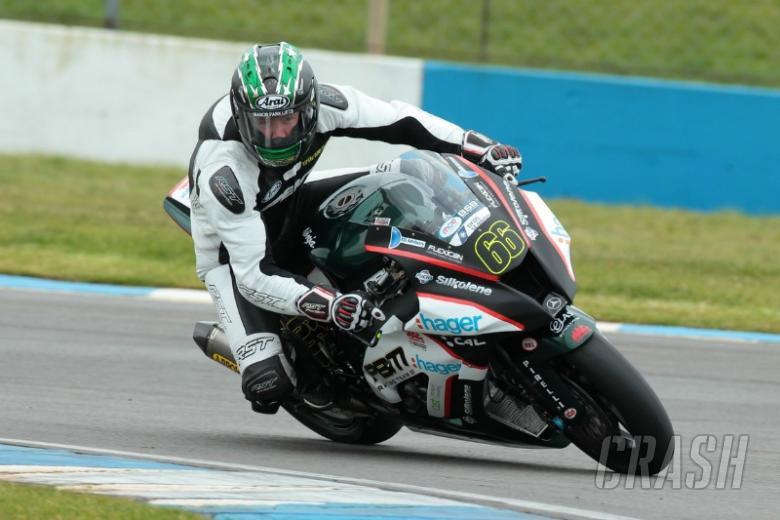 Hutchinson returns to BSB for Donington with PBM Kawasaki