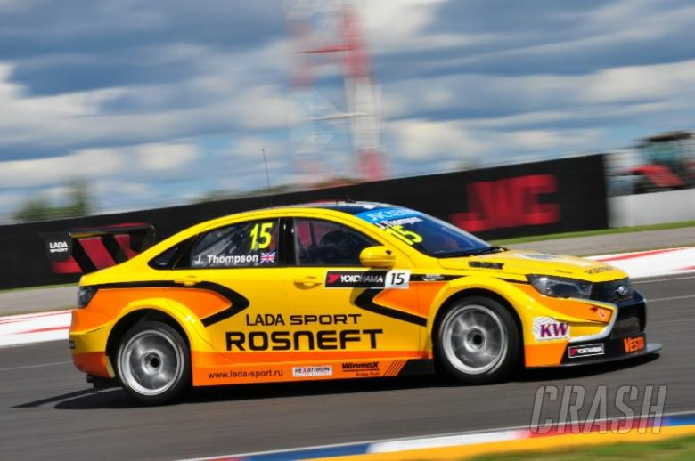 Huff and Thompson to run Lada Sport tests in Portimao