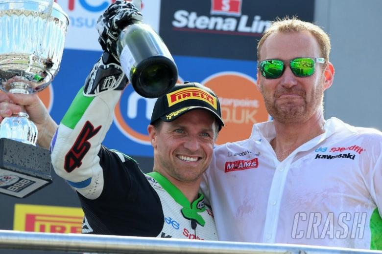 Ellison: I'm under no pressure at Oulton Park
